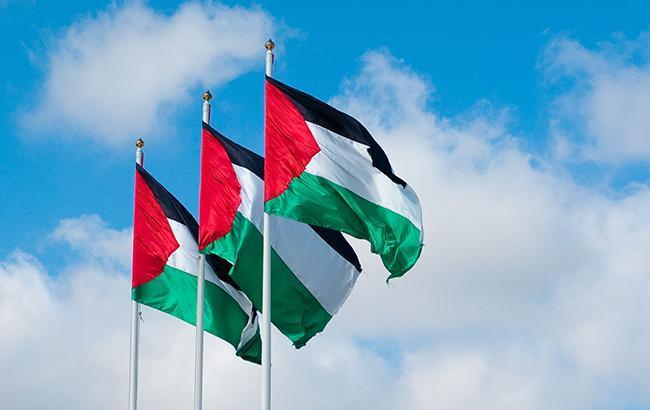 Фото: флаг Палестины (upload.wikimedia.org)