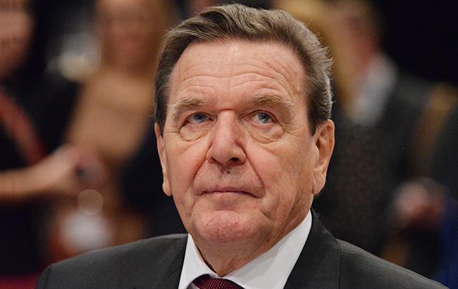 В Минобороны Германии рассказали о перспективах санкций против Шредера