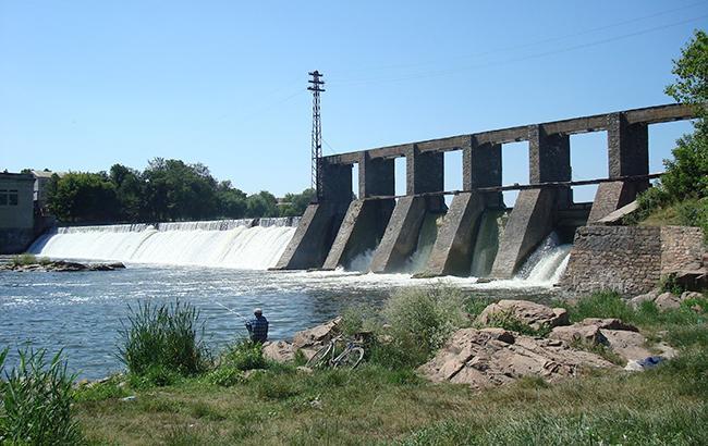Фото: Первомайская ГЭС (uprom.info)