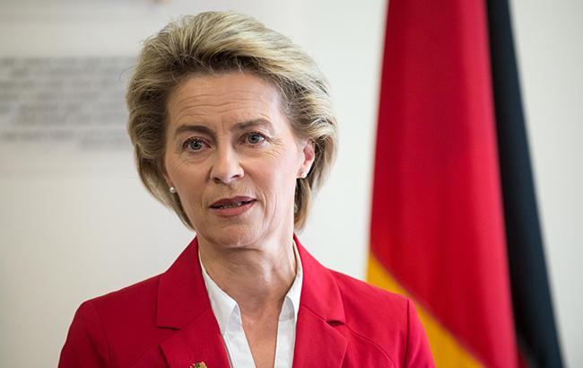 Новым главой НАТО может стать министр обороны Германии