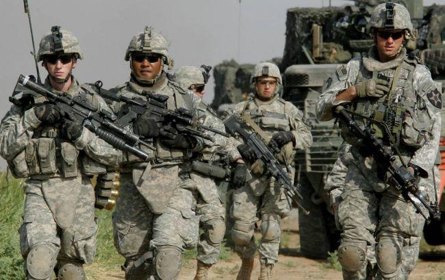 Фото: военные США в Ираке