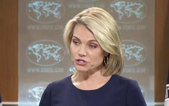 Держдеп США засудив візит Путіна доокупованого Криму