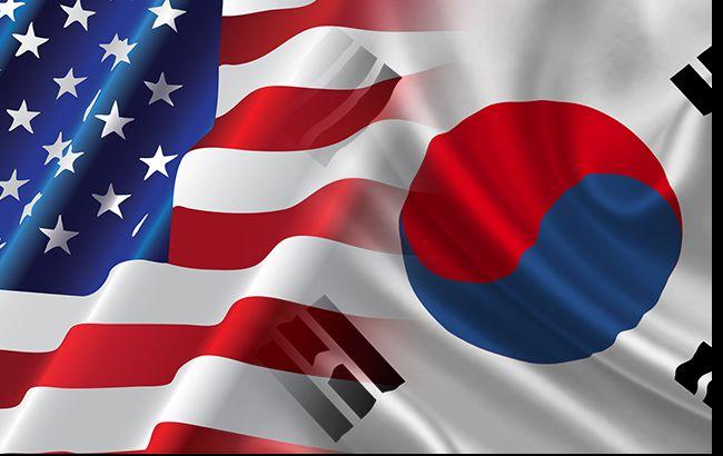 США і Південна Корея