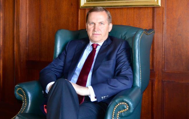 Порошенко звільнив посла України в США Моцика
