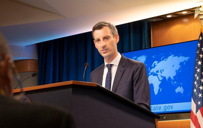 """Украина включена в """"стратегический диалог"""" США и России, - Госдеп"""