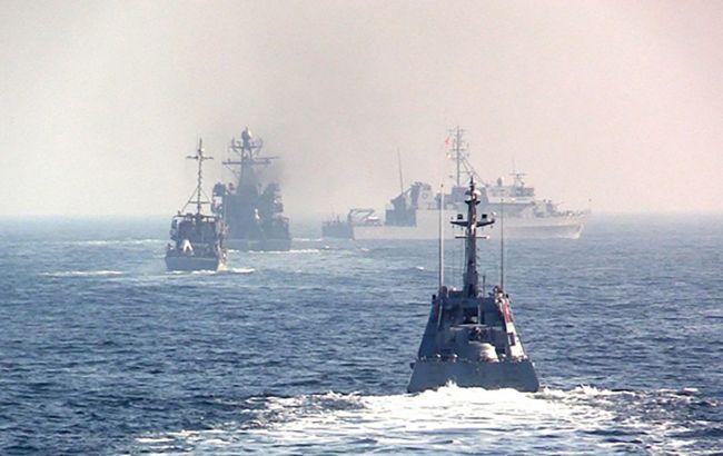 В Україні проходять військово-морські навчання в Чорному морі, робота деяких портів обмежена