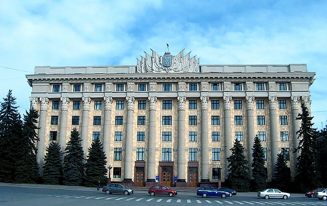 ВХарькове из-за ложного сообщения оминировании здания ОГА эвакуировали 100 человек