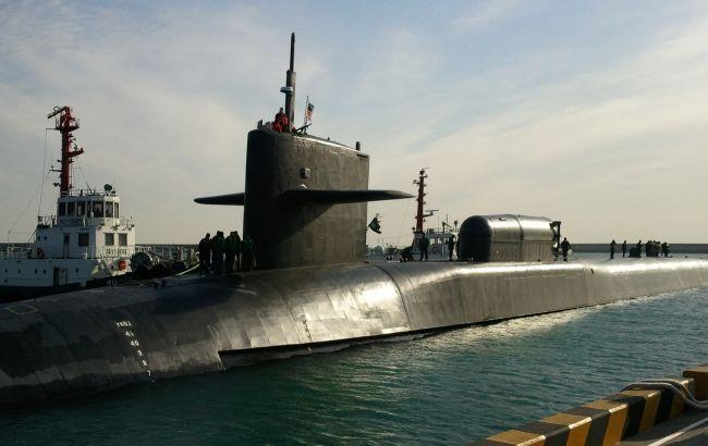 Северная Корея пригрозила потопить атомную подводную лодку США