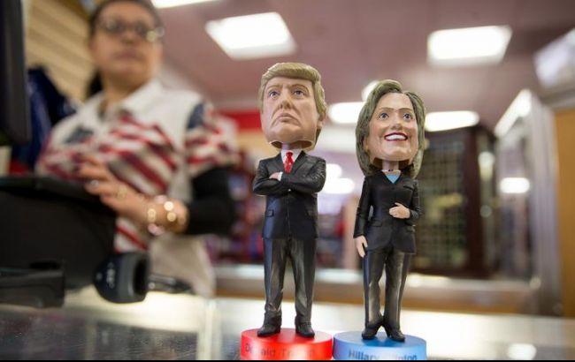 Дональд Трамп сократил до 5% отставание по популярности от Хиллари Клинтон