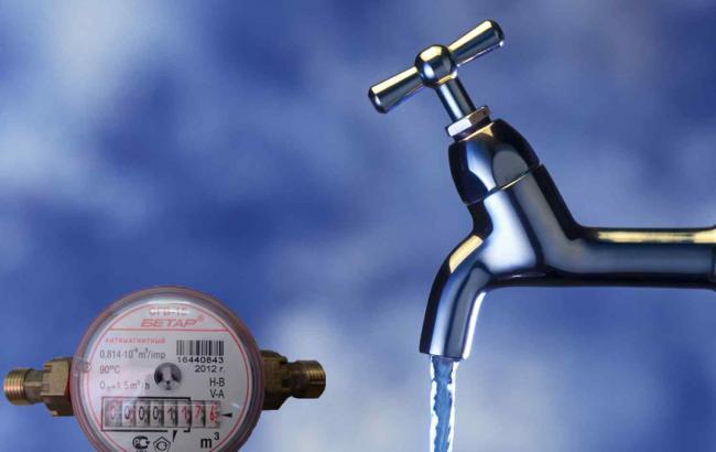 Фото: счетчиками воды оборудованы 77% абонентов