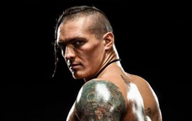 Усик увірвався до топ-3 рейтингу найкращих боксерів світу