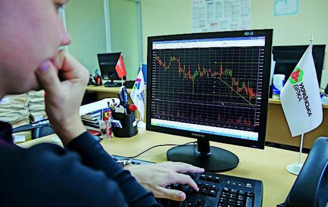 """Українська біржа"""" закрилася мінімальним зростанням індексу UX - на 0,25%"""