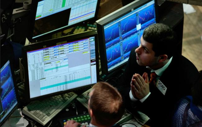 """""""Украинская биржа"""" закрылась снижением индекса UX на 2,89%"""