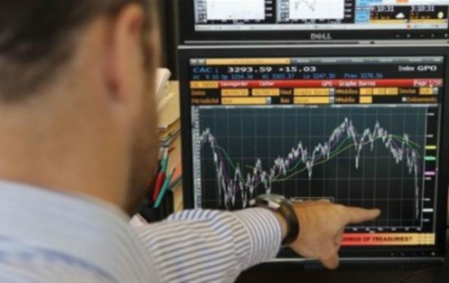 """""""Украинская биржа"""" закрылась снижением индекса UX на 0,35%"""