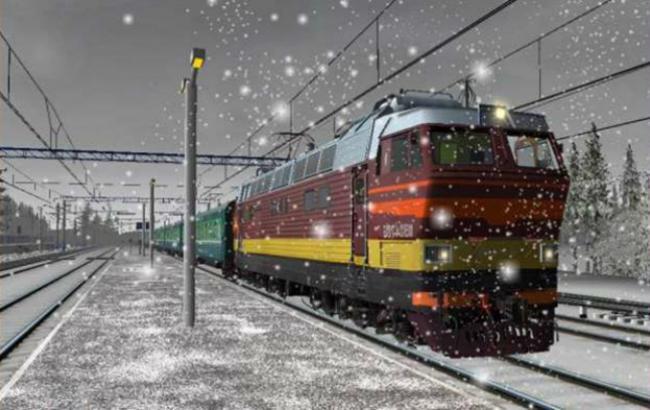 """""""Укрзалізниця"""" на зимові свята призначила 10 додаткових поїздів"""