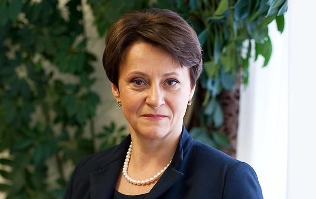 Нина Южанина, глава парламентского комитета по налоговой и таможенной политики