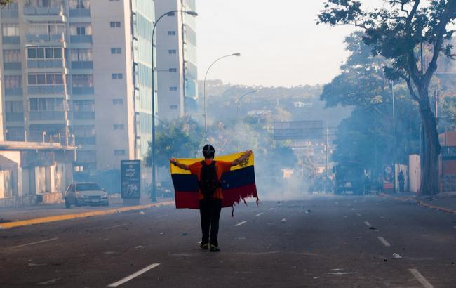 Почти 85% венесуэльцев не поддерживают изменения в Конституции страны