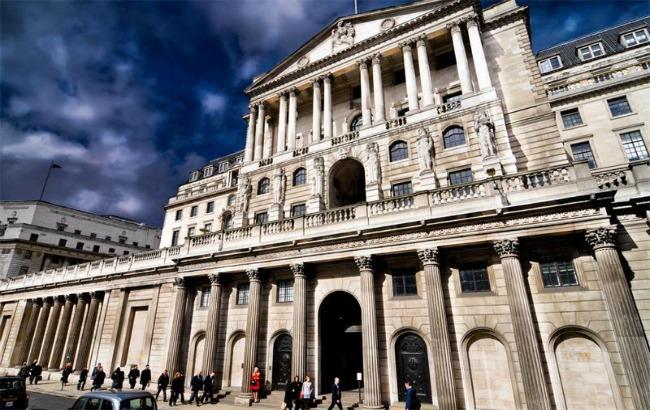Фото: банк Англії створив свою криптовалюту