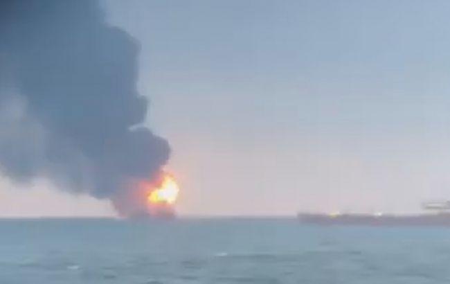 Число погибших при пожаре на судах в Черном море достигло 14