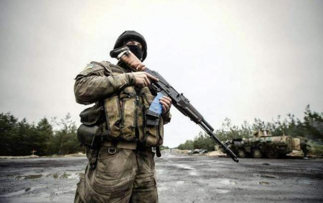 Фото: Истории бойцов АТО стали основой для сериала (uapress.info)