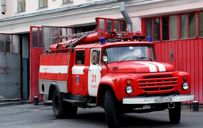 ВДнипре в итоге пожара умер двухлетний ребенок