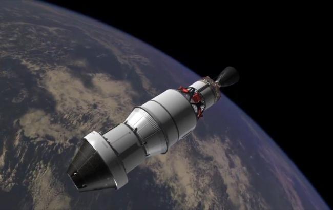 Фото: Космічний корабель (sdnnet.ru)