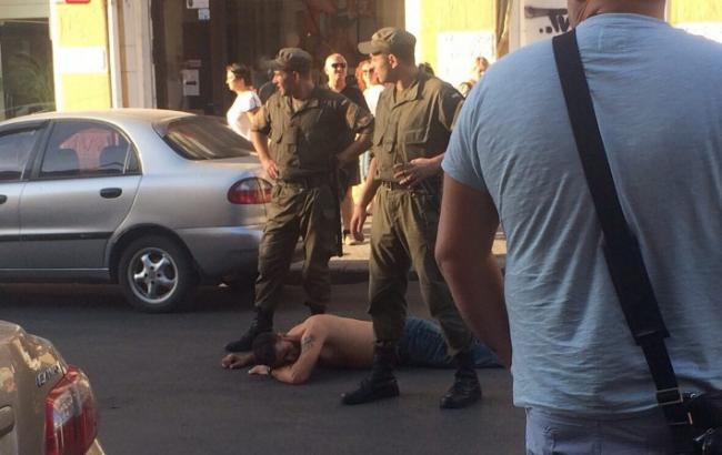 В Одесі футбольні фанати напали на турецьких уболівальників, є постраждалі