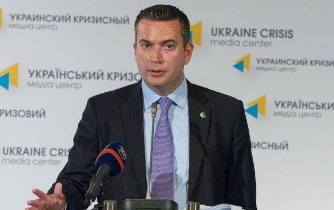 Фото: представитель МВФ в Украине Жером Ваше