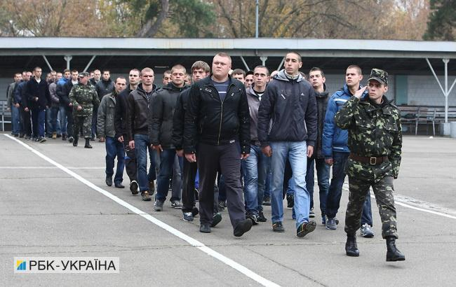 В Україні збільшили число призовників в рамках осінньої кампанії