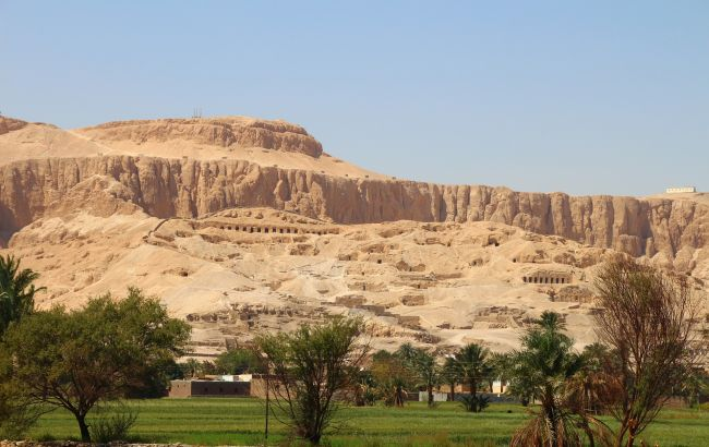 """""""Затерянный город"""": в Египте готовят новую туристическую локацию"""