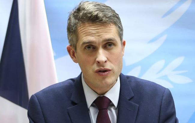 Чорне море не належить Росії, - міністр оборони Британії