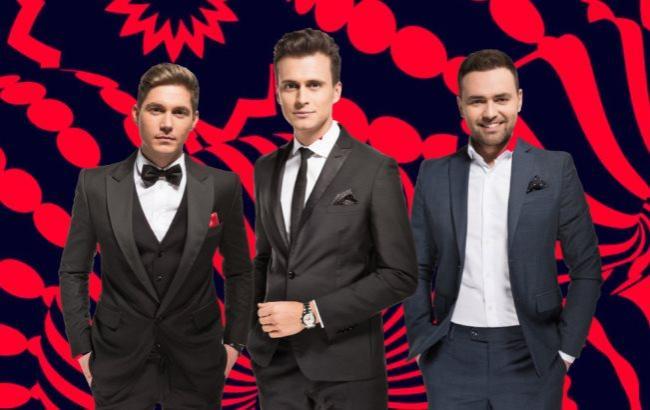 Фото: Ведучі Євробачення 2017