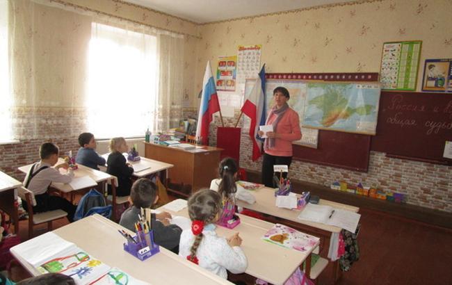 Вчитель з Криму повідомив про головну проблему півострова