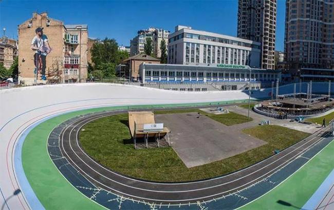 Фото: Киевский велотрек (facebook.com-mykolaflava)