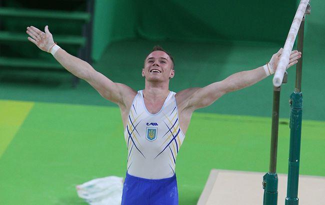Фото: Олег Верняев, олимпийский чемпион (Национальный Олимпийский комитет)