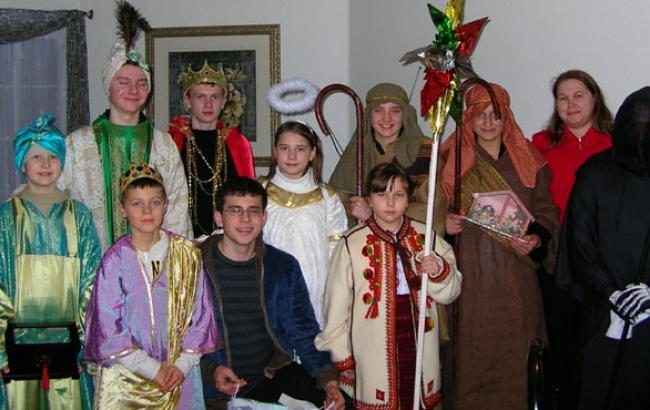 В Івано-Франківській області влаштували унікальний сільський фестиваль вертепів