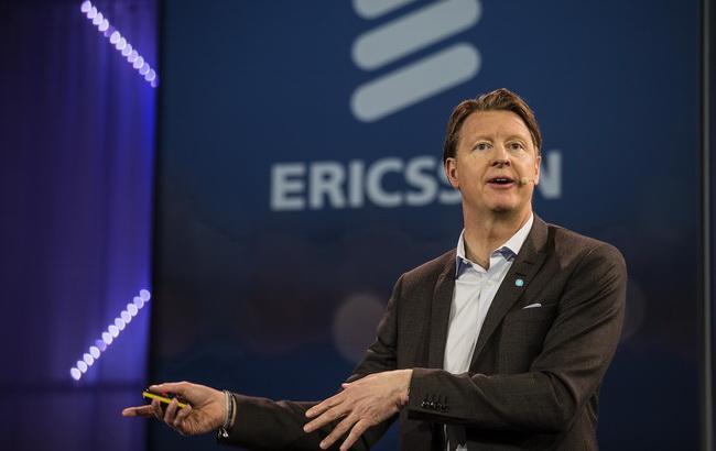 "Фото: президент компании ""Эрикссон"" Ханс Вестберг отправлен в отставку (пресс-служба Scania)"
