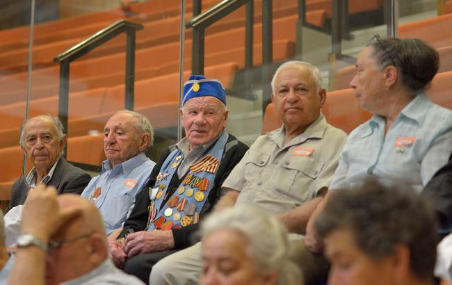 Фото: ветерани (knesset.gov.il)