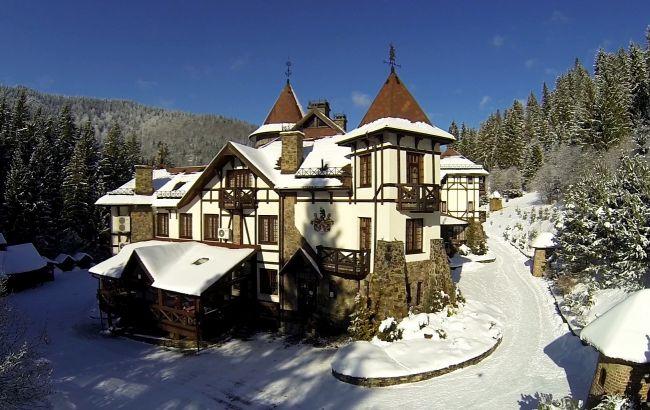 Термальные чаны и спа: необычные отели в Карпатах для романтических выходных