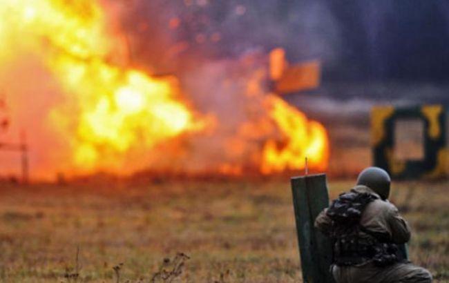 Военная генпрокуратура расследует ранение троих военнослужащих в итоге взрыва наполигоне