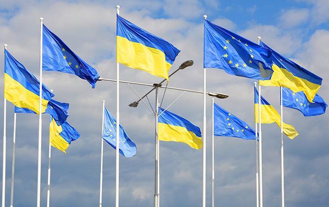 Большинство украинцев поддерживают вступление в ЕС