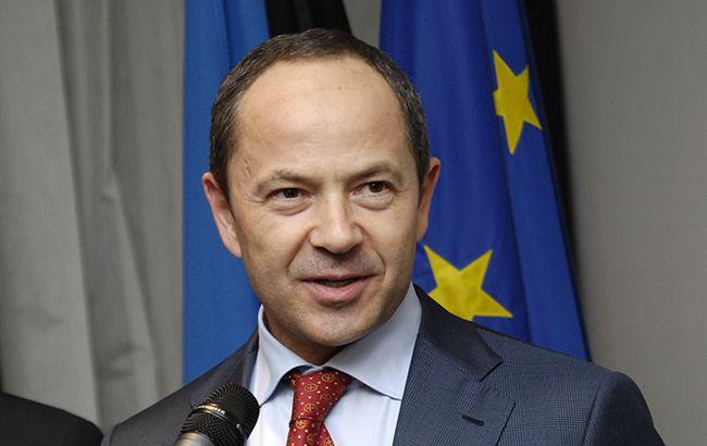 Зеленський зустрічався з Тігіпком щодо роботи в уряді