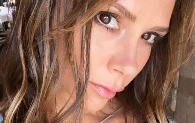 Идеальная: 46-летняя Виктория Бекхэм очаровала сеть натуральной красотой