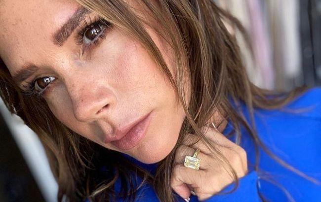Неймовірно молода: 46-річна Вікторія Бехкэм захопила красою на новому селфі