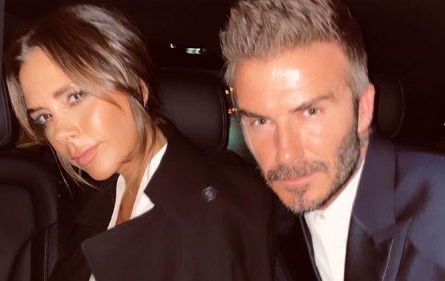 Отличная пара в ужасных нарядах: Виктория и Дэвид Бекхэм смутили поклонников внешним видом