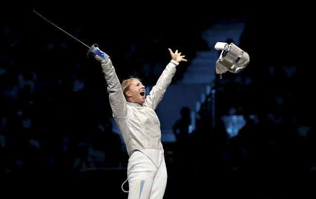Харлан выиграла чемпионат мира виндивидуальных состязания саблисток