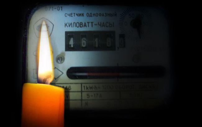 В Україні знеструмленими залишаються майже 70 населених пунктів