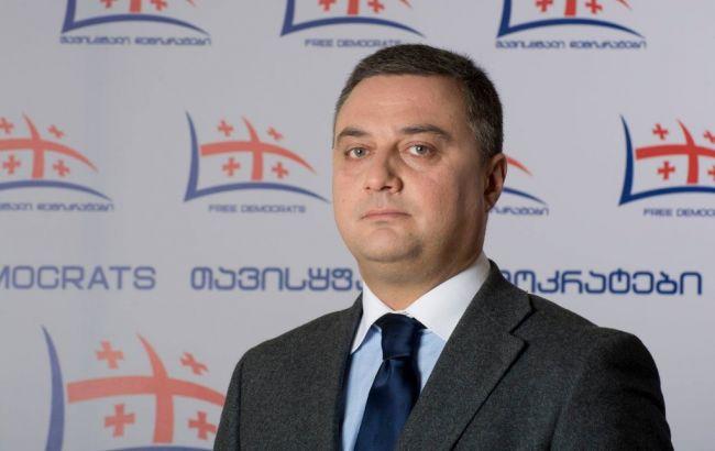 """Грузия назвала нового """"посла"""" РФ в Южной Осетии """"обычным оккупантом"""""""