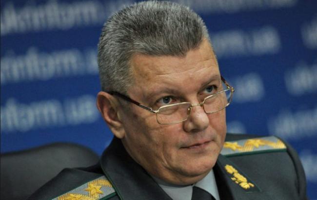 Таможенники начали возводить «стену Яценюка» вЛуганской области