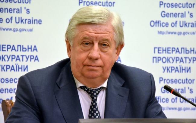 Шокін має намір повернутися на посаду генпрокурора через Верховний суд